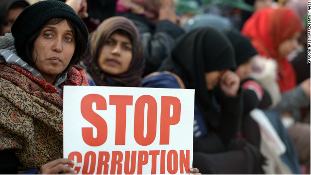 pakistan politics stop corruption