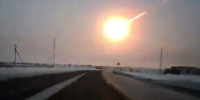 Great Balls of Fire: Meteors Over Russia, Cuba, San Francisco Explained