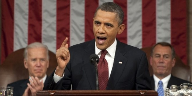 State of the Union Address 2013: Live Blogging