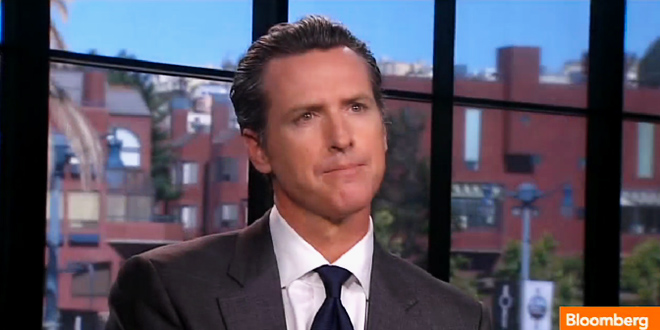 Gay Rights Has Been a Bottom-Up Movement, Says Gavin Newsom