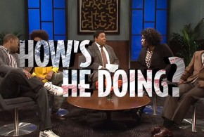 How's He Doing? SNL Sketch Host Chris Rock Kenan Thompson Mocks Black Voters' Blind Loyalty to President Obama Saturday Night Live African-Americans faith