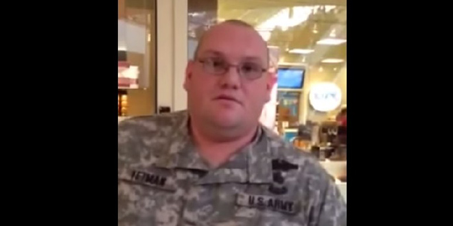 Stolen Valor: Fake Ranger Sean Yetman Called Out by Real Army Vet