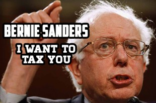 Bernie Sanders I Want to Tax You funny song SocialistMop Socialist Mop political satire YouTube video humor comedy hilarious epic awesome mock make fun wealth redistribution income inequality free college